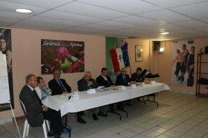 Assemblée générale du club varois du 18 juin (le bureau)