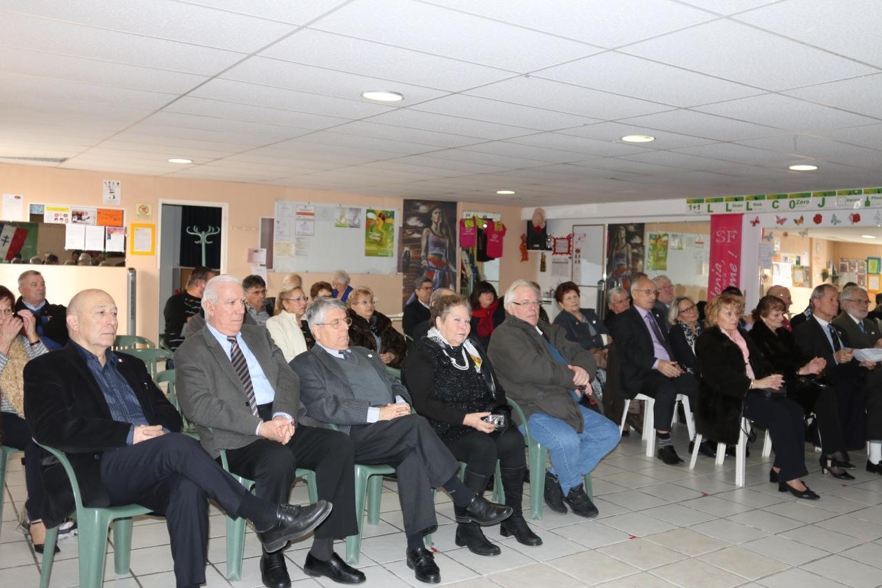 Assemblée générale 2013 du club varois du 18 juin