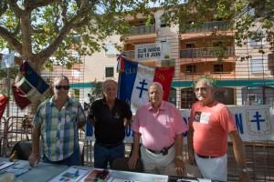 forum des associations - club varois du 18 juin