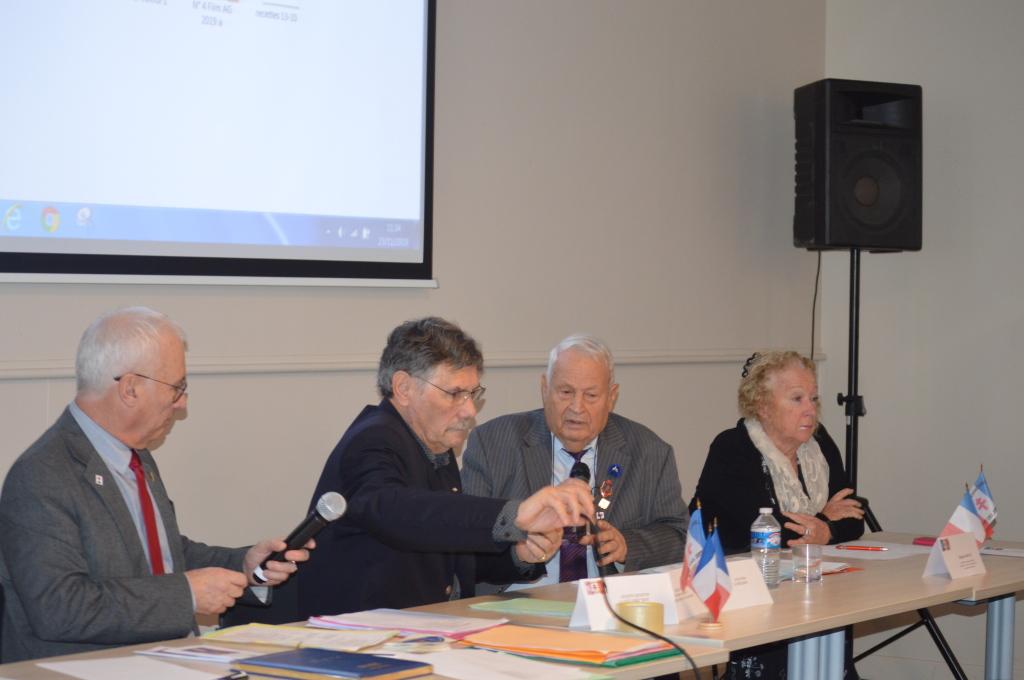 Robert Berti adjoint au maire commune de la Farlede