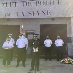 26 Août 2020 Poste de police du boulevard du 4-Septembre