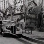 photos de l'ancien poste de police du boulevard du 4-Septembre tel qu'il était dans les années 30